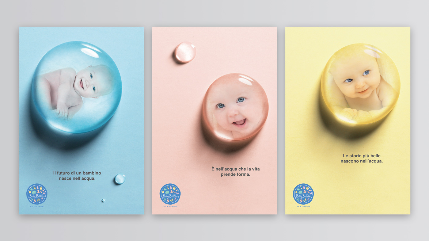 BABY-BUBBLE—CARD